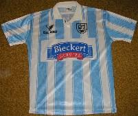 camisetas de atletico de rafaela 1989/2009